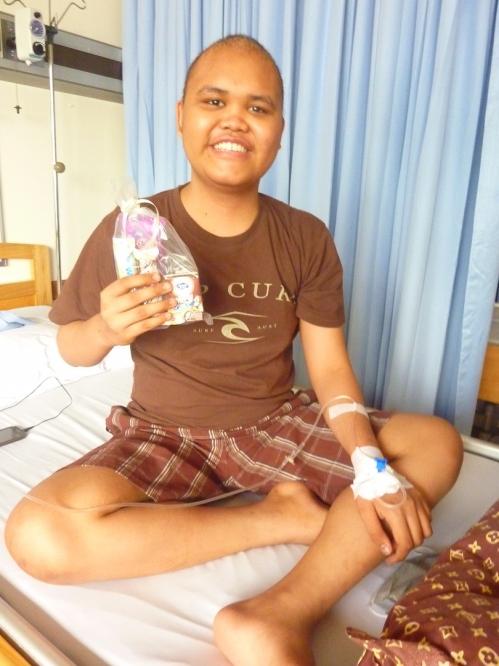 12_14 Andra 16YO Leukemia