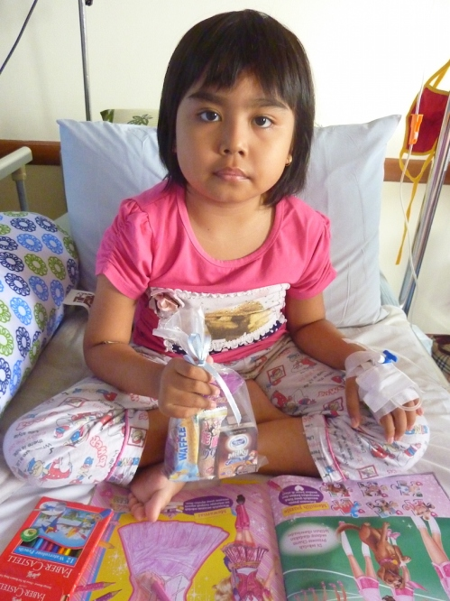 12_14 Annanda 6YO Leukemia