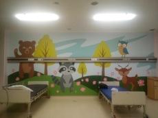 PICU Mural